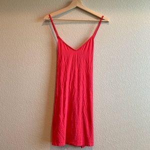 Lovers + Friends Coral Mini Dress
